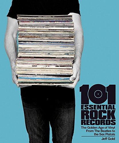 101 Essential Rock Records (Anglais) Broché – 1 novembre 2016 Jeff Gold Gingko Press Inc 158423640X