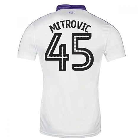 2016-17 Newcastle Third Football Soccer T-Shirt Camiseta ...
