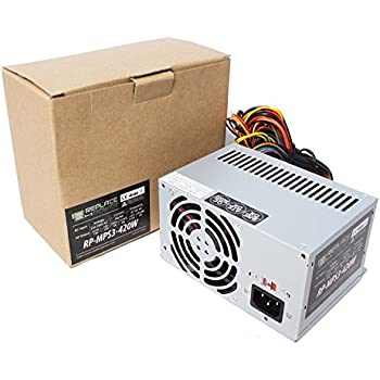 Amazon.com: StarTech.com 250 Watt ATX Replacement Computer PC Power ...
