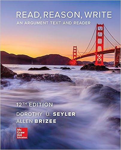 read reason write 12th edition pdf