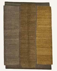 Impulse Flaxen Grey 6x9 Tufenkian Carpets