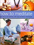 How to Meditate, Doriel Hall, 1844761827