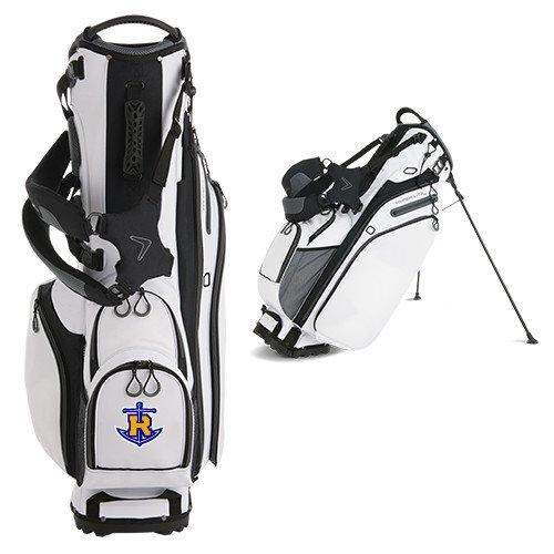 Rollins Callaway Hyper Lite 4 White Stand Bag 'Official Logo' by CollegeFanGear