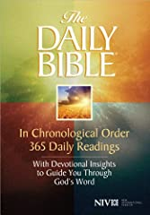 Unlike Any Other Bible You Have Read              Reading through the Bible can be a challenge as you try to navigate the traditional arrangement of its 66 books. The Daily Bible® makes it simple by organizing the whole of Scr...