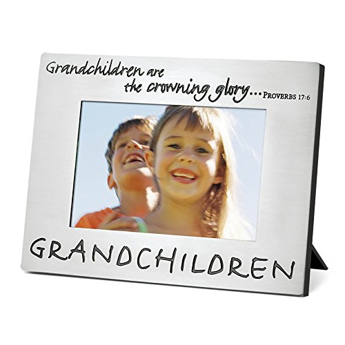 Lighthouse Christian Products Classic Metal Grandchildren Fr