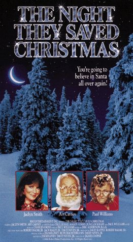 the night they saved christmas jaclyn smith art carney paul le mat mason adams june lockhart paul williams scott grimes laura jacoby rj williams - The Night They Saved Christmas Dvd