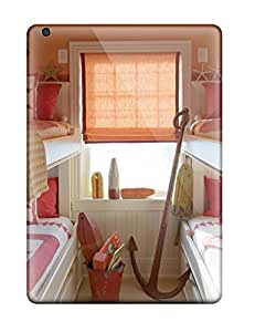 Ipad Air Case, Premium Protective Case With Awesome Look - Kids8217 Room With Trundle Bunk Beds And Seaside Decorations