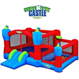 Blast Zone Sidekick Bounce House, Ball Pit, Slide and Hoop