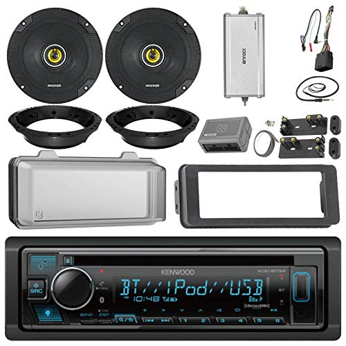 Kenwood CD Receiver Bundle