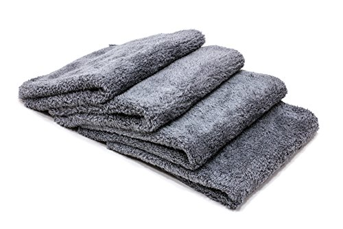 Korean Plush Edgeless Detailing Towels 16