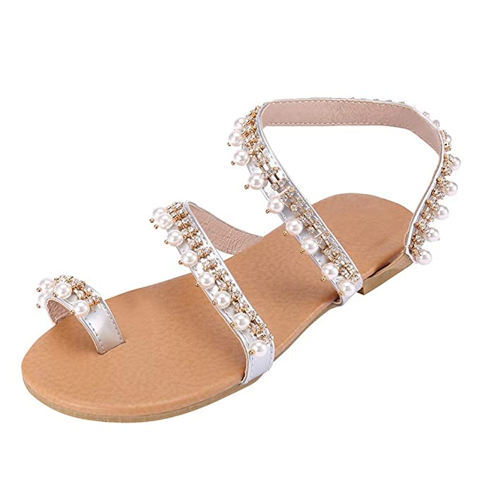bca35f2f03a DENER Women Ladies Girls Flat Sandals