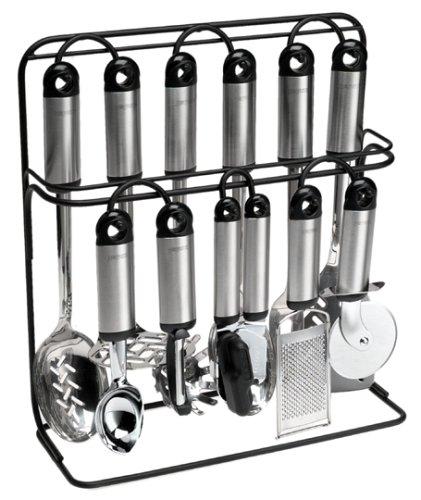 UPC 024131851812, Hoffritz 12-Piece Kitchen Tool and Gadget Set