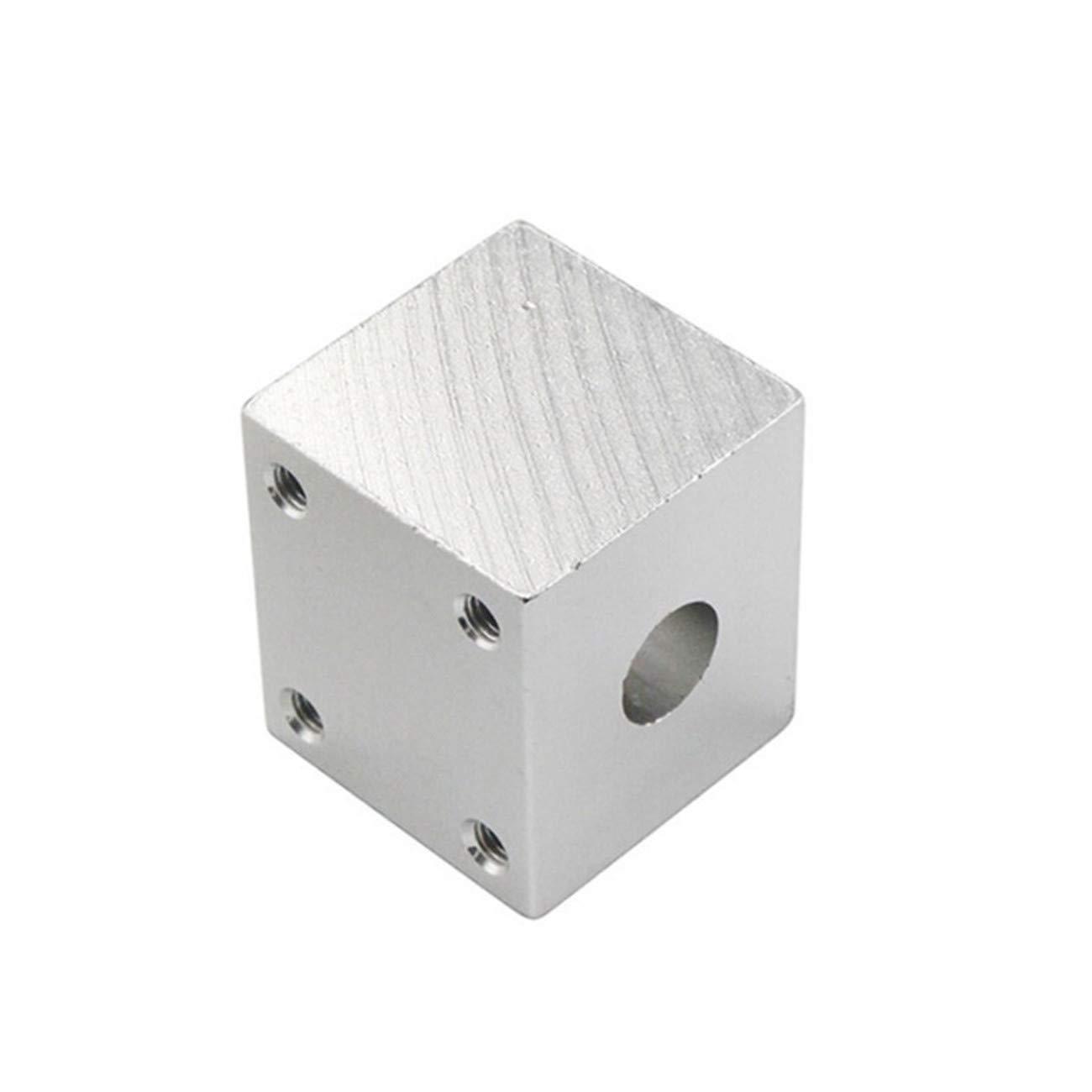 Bigsweety 3D Imprimante Si/ège De Transfert en M/étal T8 Vis Surface De Si/ège De Conversion Surface Anodique Dur R/ésistance /À LOxydation Et /À La Corrosion