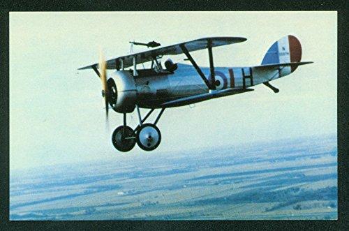 Nieuport 27 Biplane Airplane Vintage (Nieuport Type)