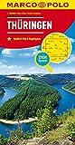 MARCO POLO Karte Deutschland Blatt 7 Thüringen 1:200 000 (MARCO POLO Karten 1:200.000)