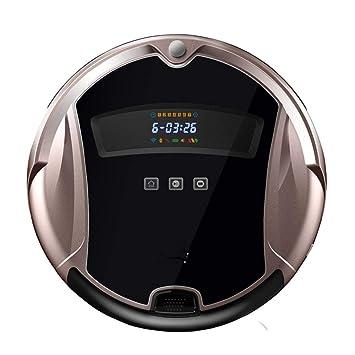 CM Aspirador del Robot, teledirigido sin Hilos, succión Fuerte 1200pa, Carga automática Ultra