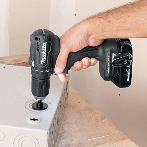 Makita CX200RB 18V LXT Lithium-Ion Sub-Compact Brushless Cordless 2-Pc. Combo Kit (2.0Ah)
