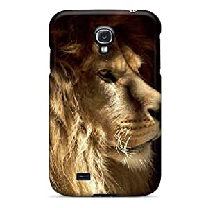 Tpu Fashionable Design Lion Rugged Case Cover For Galaxy S4 New