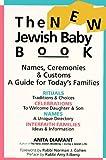 The New Jewish Baby Book, Anita Diamant, 1879045281