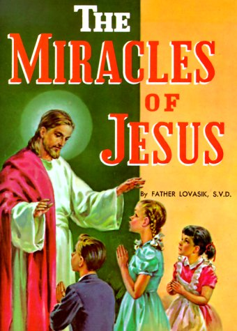 The Miracles of Jesus (10-pack of Pamphlets) -
