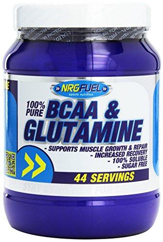 NRG Fuel 500 g Cherry BCAA/Glutamine Supplement
