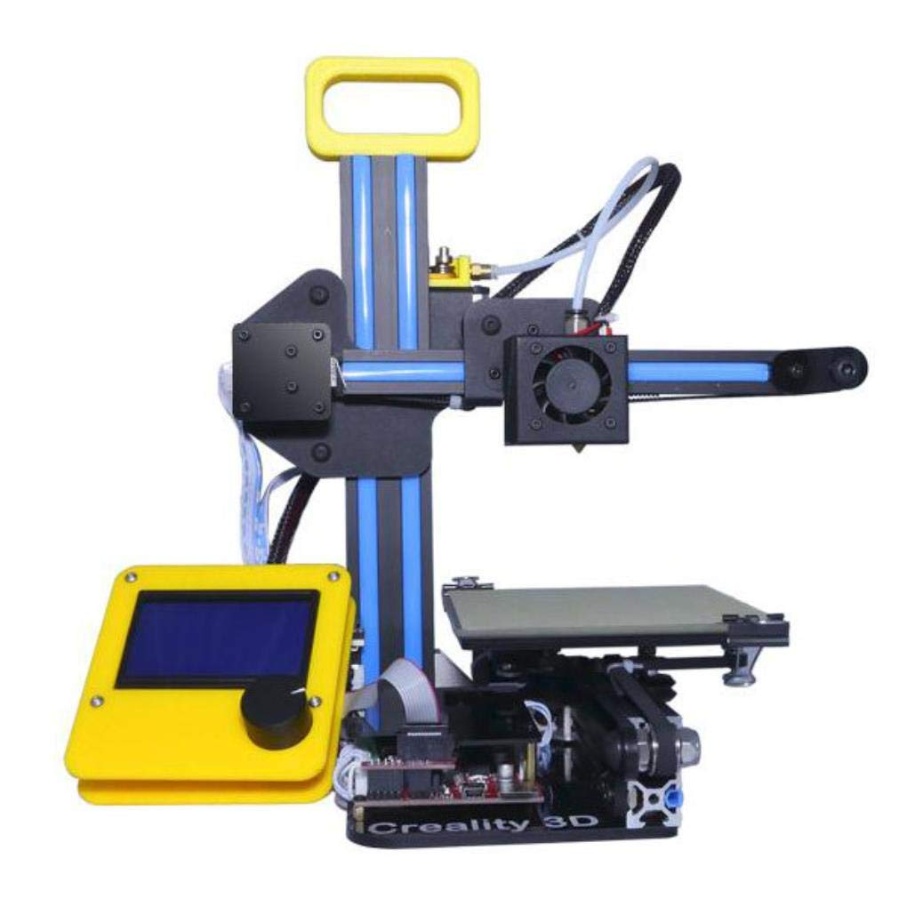 Yongse Creality 3D CR-7 DIY Mini Impresora 3D de Alta Densidad ...