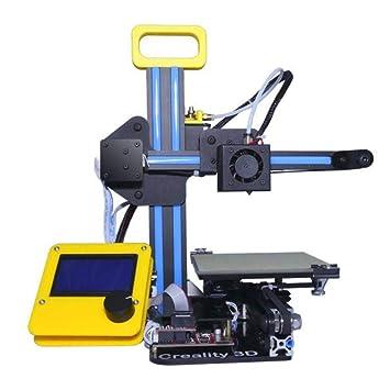 Yongse Creality 3D CR-7 DIY Mini Impresora 3D de Alta ...