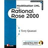 MODÉLISATION UML AVEC RATIONAL ROSE 2000 +CD