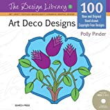 img - for Art Deco Designs (Design Library) book / textbook / text book