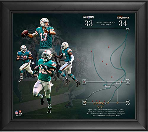 - Miami Dolphins Framed 15