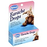 Hyland's Earache Drops, 0.33-Ounce (10 ml) (Pack of 3)