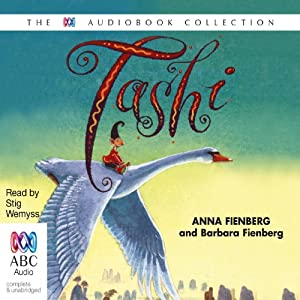 Tashi Audiobook