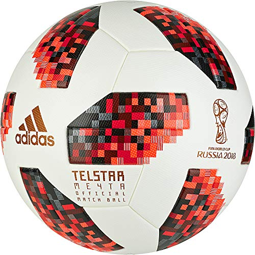 2f9b680bad2e Glider 2 Soccer Ball. adidas FIFA World Cup Knock Out Official Match  Football - Size 5