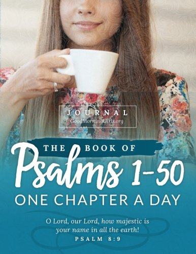 The Book of Psalms 1-50 Journal: One Chapter a Day cover