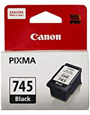 Canon PG-745 BJ Cartridge, Black