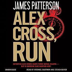Alex Cross, Run Audiobook