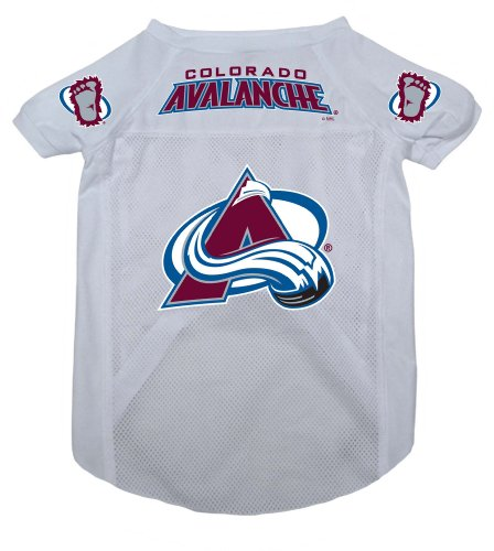 NHL Colorado Avalanche Pet Jersey,  Small