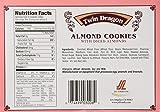 Twin Dragon Almond Cookies, 8 Oz