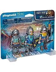 PLAYMOBIL Novelmore 3-pack Novelmore-riddare - 70671