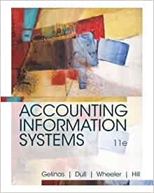Accounting Information Systems Ulric