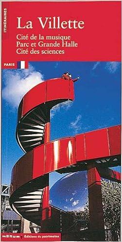 Book LE PARC DE LA VILLETTE