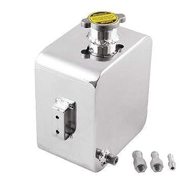 Calistouk - Tapa universal para depósito de agua (2 L, aleación de ...