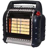 Mr. Heater F274830 MH18BRV Big Buddy Indoor-Safe Portable RV Propane Heater (4,000, 9,000 and 18,000 BTU)