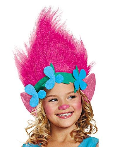 Poppy Child Trolls Headpiece, One -