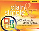 img - for 2007 Microsoft  Office System Plain & Simple book / textbook / text book