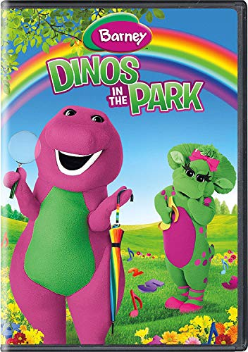Barney: Dinos in the Park from Universal Studios Home Video