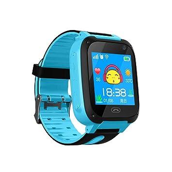 Cicadi Reloj inteligente a prueba de agua, teléfono, teléfono, rastreador SOS, llamada con cámara Relojes de pulsera: Amazon.es: Bricolaje y herramientas