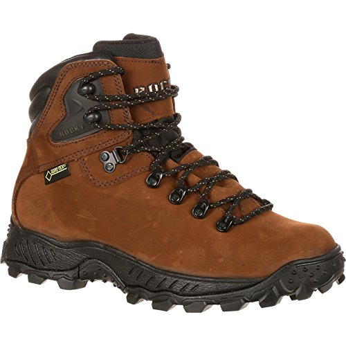 Rocky Men's FQ0005212 Hiking Boot, Brown, 10.5 W US