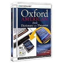 Handmark Oxford American Dictionary and Thesaurus SD/MMC Card