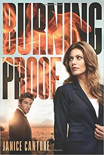 Book Burning Proof (Cold Case Justice) by Janice Cantore (2016-03-01)